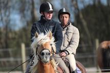 Reitunterricht beim Reiterverein Sankt Peter-Ording